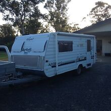 FOR SALE GAZAL INFINITY CARAVAN Pacific Haven Fraser Coast Preview