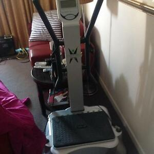 HyperVibe Vibration Fitness machine Springwood Logan Area Preview