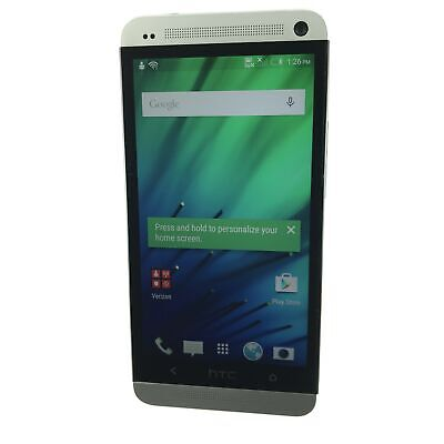 HTC One M7 32GB 6500L (Verizon) Android Smartphone (B-374)