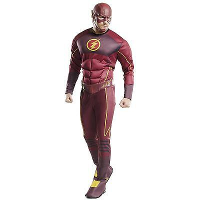The Flash - Deluxe Adult TV Series - Deluxe Adult Flash Kostüm