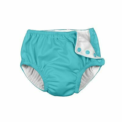 Reusable Swim Diapers Aqua Sun Protection Rash Prevention Soft Material Long Use
