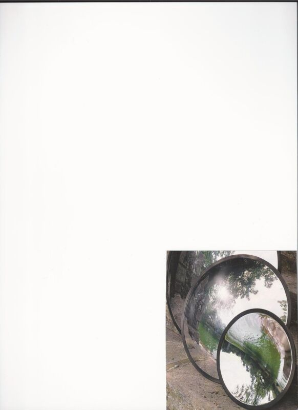"Industrial Rated 36"" Acrylic Indoor/Outdoor Safety & Security Convex Mirror"
