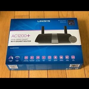 Linksys AC1200 Dual Band Smart Wireless Router