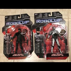 Robocop 6inch silver black version