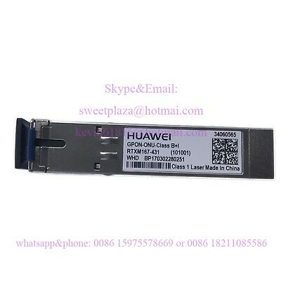 HUAWEI single model SFP module single SC port PTXM167-431 B+I for GPON ONU