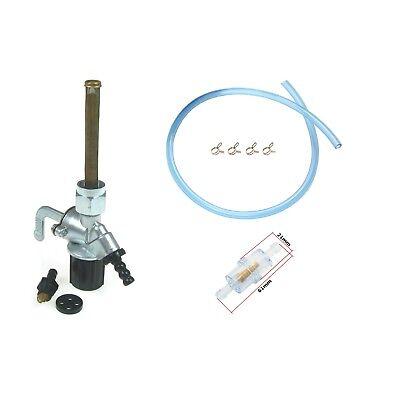 Set Benzinhahn + Filter + Schlauch für Simson SR50 SR80 KR51/1 KR51/2 Schwalbe