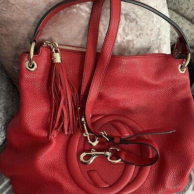 Gucci Cellarius Red Bag