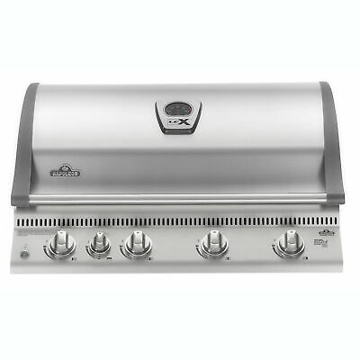 Napoleon LEX 605 Built-In Grill with Infrared Rotisserie , N