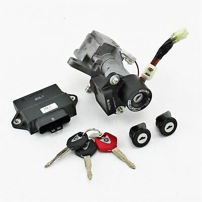2005-2016 YAMAHA YP 250 X-MAX Ignition lock Set with ECU - 2DL-WH250-20