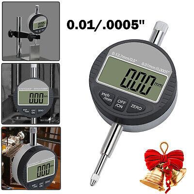 0.010.0005digital Dial Indicator 0-12.7mm0.5 Digital Probe Indicator Gauge