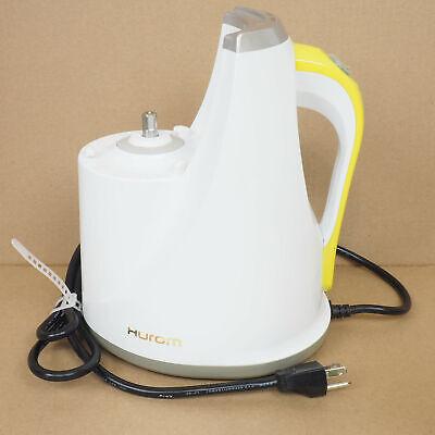 Genuine Hurom HU-100 Slow Masticating Juicer Replacement Part - Motor Base