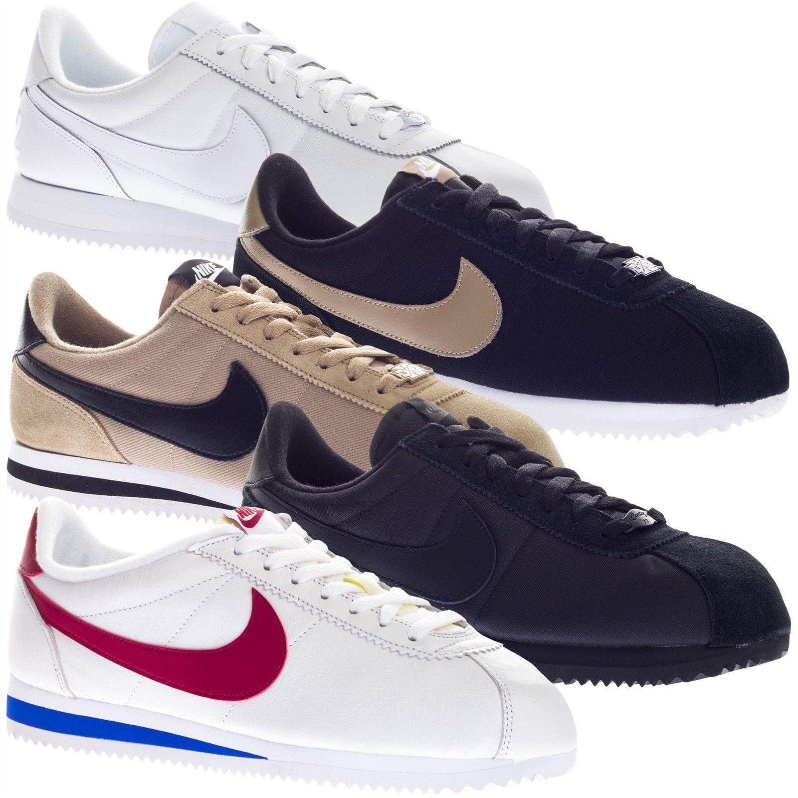 Nike Men's Cortez Classic Prem QS Basso Basic Top Scarpe