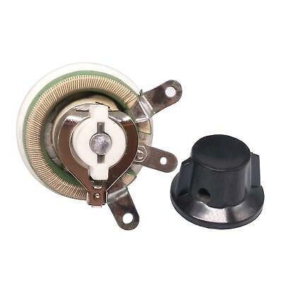 25w 50 Ohm High Power Wirewound Potentiometer Rheostat Variable Resistor