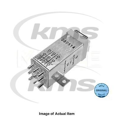New Genuine MEYLE ABS Anti Lock Brake Overvoltage Protection Relay 014 830 0007