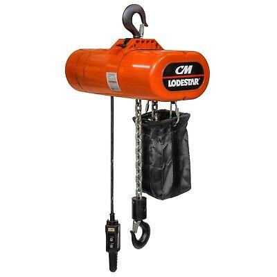 Cm Lodestar 1 Ton Electric Chain Hoist Model L