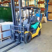 Komatsu-Forklift-Only 1450 Hours! Regents Park Auburn Area Preview