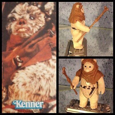 Star wars.figurine.Vintage.kenner.Chirpa.Ewoks.