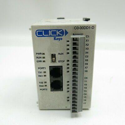Automation Direct Koyo Click Discrete Output Module C0-00dd1-d C000dd1d