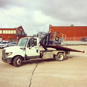 2012 International Terrastar Diesel KARGO KING HOOK LIFT TRUCK