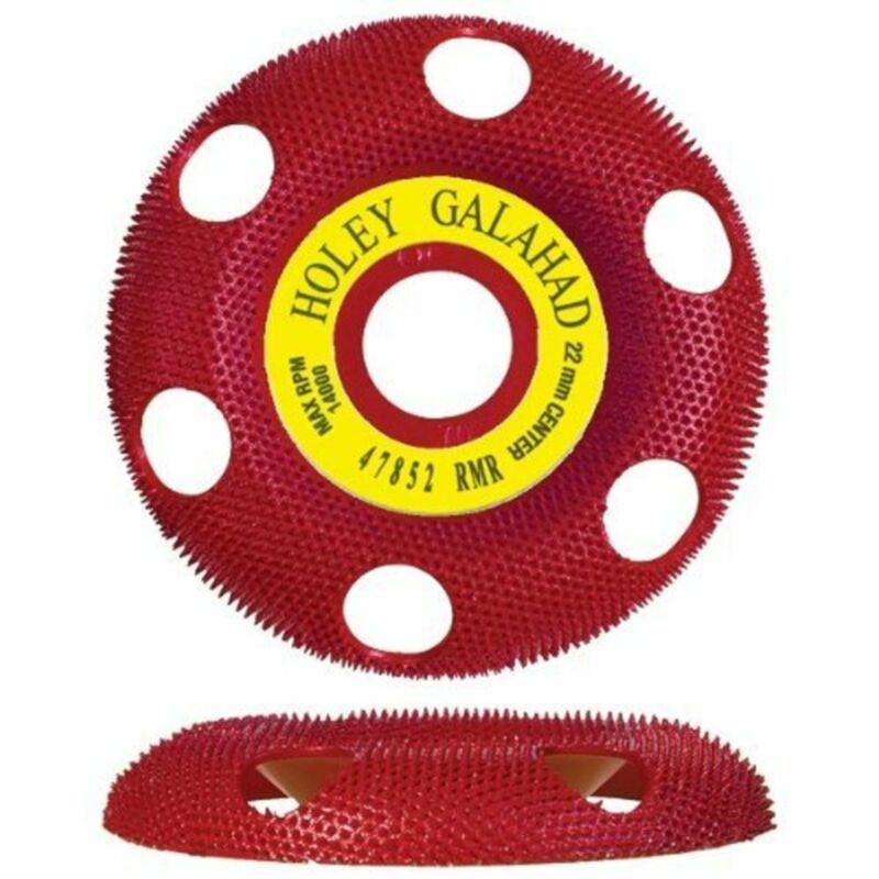 Holey Galahad See Through Disc Round Medium