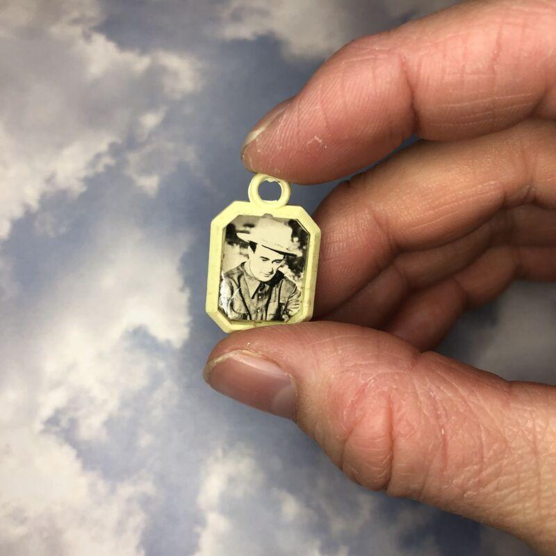 Vintage John Wayne Gumball Charm