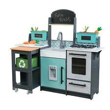 Garden Gourmet Play Kitchen with EZ Kraft Assembly™ by KidKraft