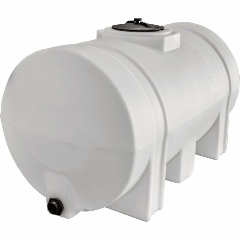 RomoTech Poly Storage TankLegged Tank, 325-Gallon Capacity