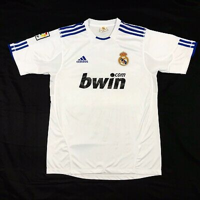 REAL MADRID 2010/11 Cristiano Ronaldo #7 Football Shirt Soccer Jersey Men's XXL image