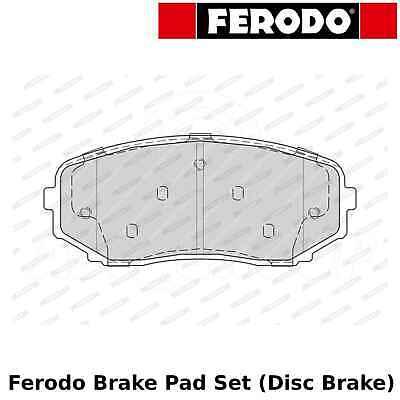 Ferodo Brake Pad Set (Disc Brake) - Front - FDB4365 - OE Quality