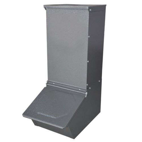 Farm Pro Single Door Hog Feeder