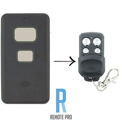Liftaway LA235 433.92MHz Compatible Gate/Garage Remote Control