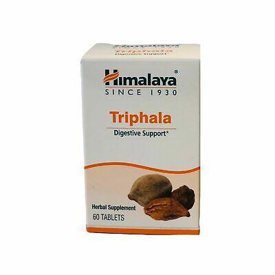 Himalaya Triphala Digestive Support - 60 Tablets