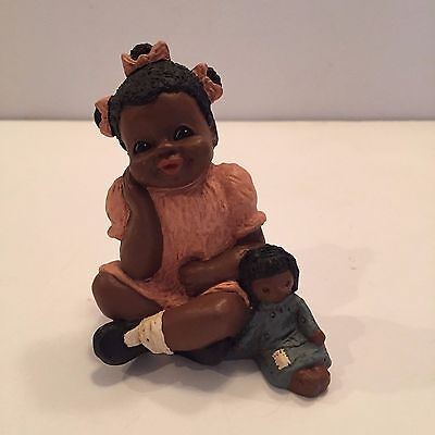 RACHEL By MISS MARTHA HOLCOMBE ALL GOD'S CHILDREN 1986 COLLECTIBLE FIGURE*