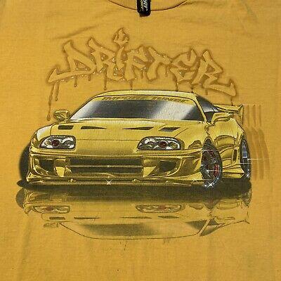 80s Tops, Shirts, T-shirts, Blouse   90s T-shirts Vintage Import Tuner T Shirt Toyota Supra Drifter Sports Car Tee Men's Size L $29.99 AT vintagedancer.com