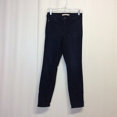 Dark Wash Blue Jean (ATHLETA Sculptek Skinny Jean Dark Wash Blue Sz 4)