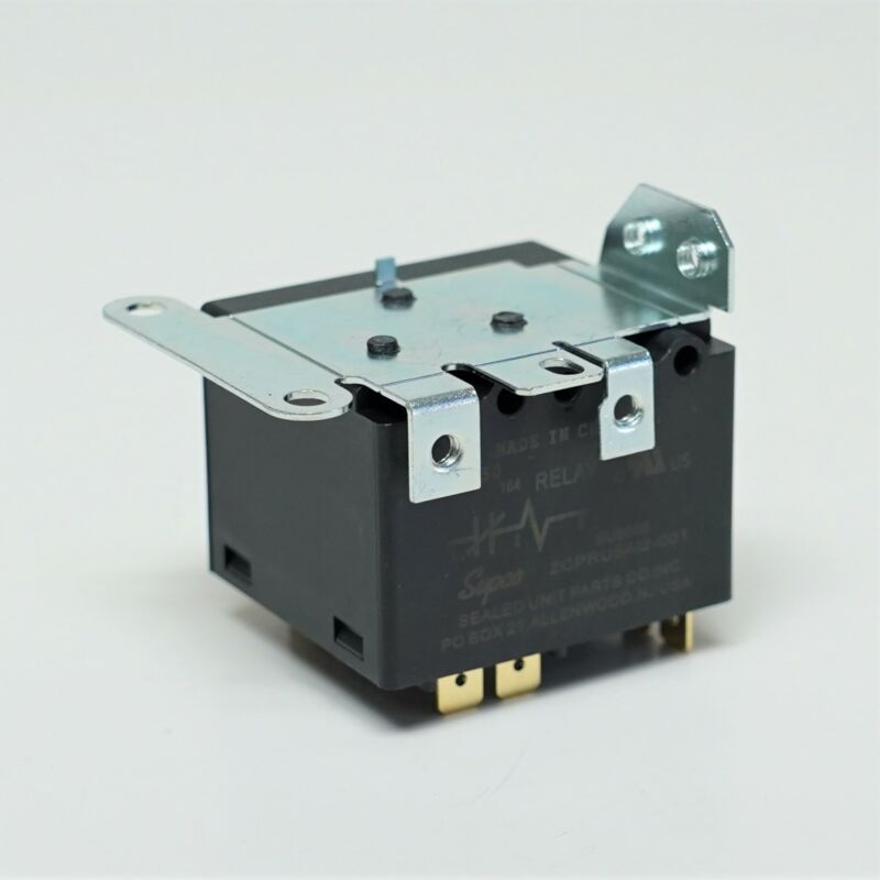Supco 9066 Potential Compressor Relay Replacement for Mars 19005, 66