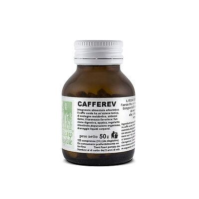 CAFFE' VERDE Estratto Secco 125 Compresse SNELLENTE DIMAGRANTE METABOLISMO Linea