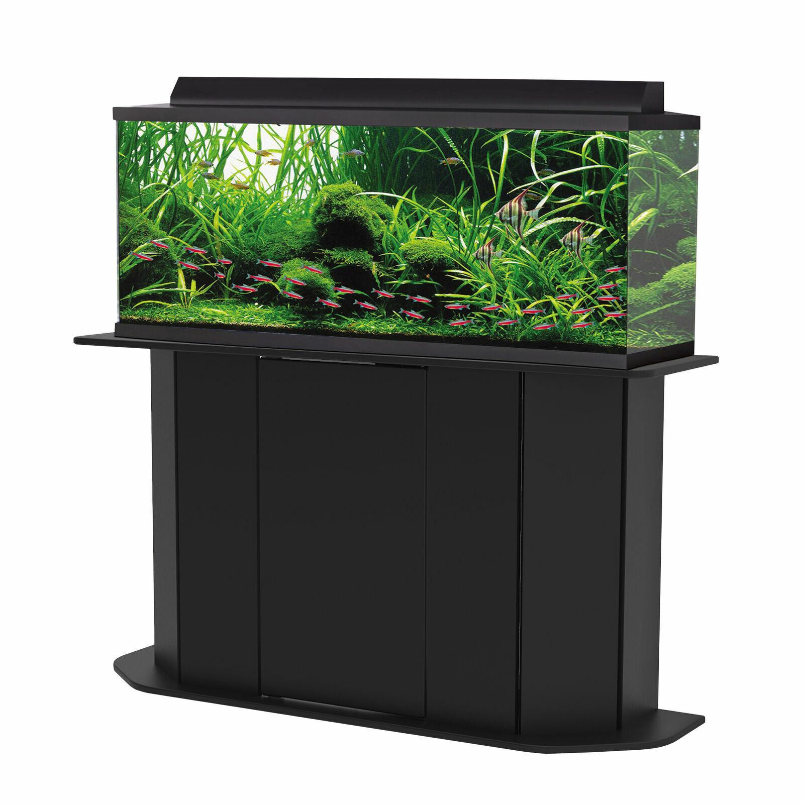 Aqua Culture, 38/55 Gallon, Wood Aquarium Stand