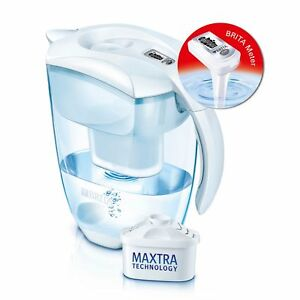 Brita Elemaris Meter XL Water Filter Jug - White. From the Argos Shop on ebay