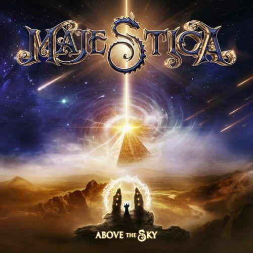 MAJESTICA / Above the Sky  cd digipack