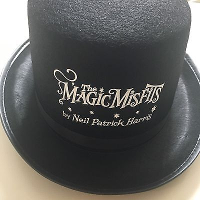 Neil Patrick Harris The MAGIC MISFITS MAGICIAN Hat Halloween