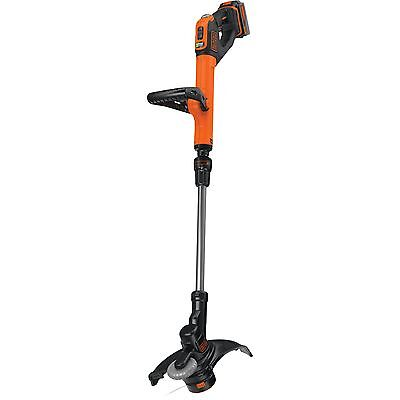 BLACK+DECKER Akku-Rasentrimmer STC1840EPC, orange