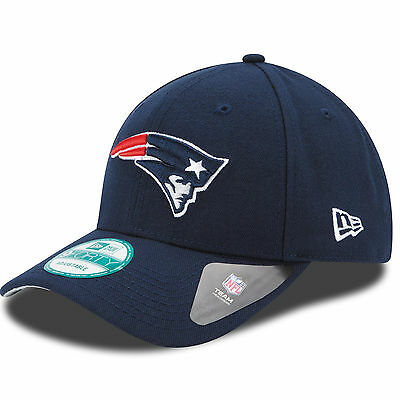 New Era 9FORTY NFL New England Patriots The League Curved Peak Strapback Cap