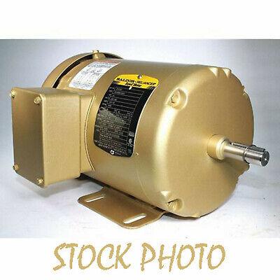 New Baldor Em3550 1.5 Hp 208-230460 3 Phase 3500 Rpm