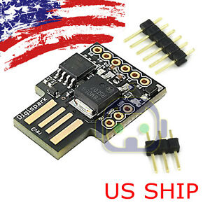 Digispark Kickstarter ATTINY85 Arduino General Micro USB Development Board N94