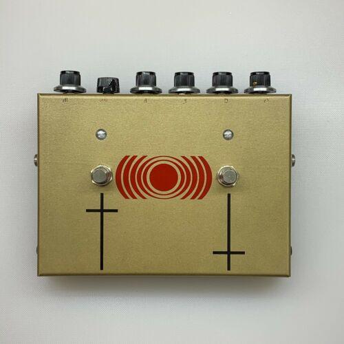 Earthquaker Devices Sunn O))) Life Pedal Fuzz Distortion Gold Edition 181/500