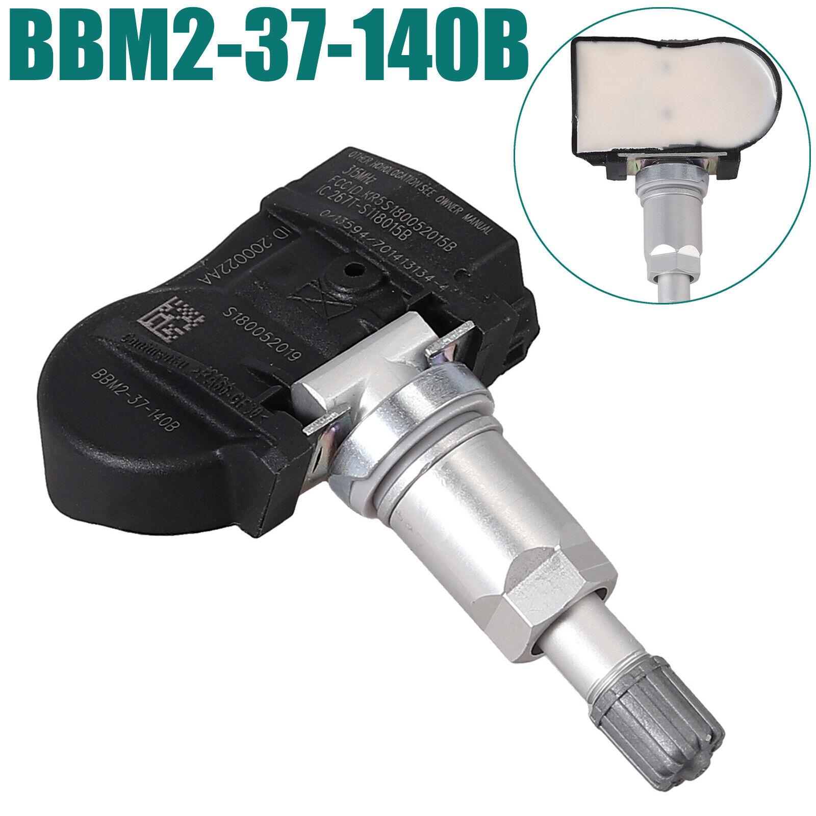 4x TPMS Tire Pressure Sensors For Mazda 6 5 3 2 MX5 RX8 CX7 CX9 BBM2-37-140B