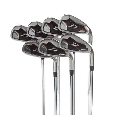 Wilson Iron Set Deep Red MAXX / Steel / 5-SW / Wilson MAXX Regular Shaft