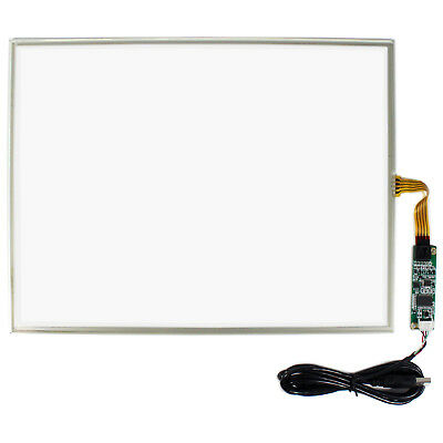 15.1 Resistive Touch Panel For 15inch 1024x768 Lcd Panel With Usb Controller