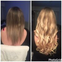 PREMIUM QUALITY REMY TAPE EXTENSIONS ON SPECIAL